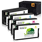 JARBO 953XL Patronen Ersatz für HP 953XL 953 XL Druckerpatronen mit hoher Reichweite für HP OfficeJet Pro 8710 8720 8715 8730 7740 8725 8740 8718 8719 8218