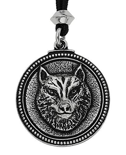 handmade-wolf-sacred-totem-pewter-pendant-teacher-pathfinder