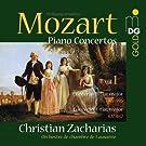 Piano Concertos 1 by CHRISTIAN ORCHESTRE DE CHAMBRE DE LAUSANNE / ZACHARIAS (2003-09-23)