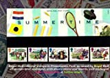 SUMMERTIME 1994 Royal Mail Mint Collector Stamps in Presentation Pack Number 250 * MNH * No. of Stamps: 5
