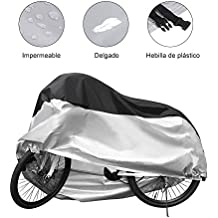 GHB Funda Bicicleta 190T para Resistente al Agua a Prueba de UV 200 x 110 x 70 cm