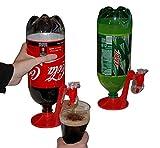 #3: Innovative Fizz Saver 2-Liter - Soda Push Style Dispenser - Refrigerator Safe - Drinking Dispense Gadget
