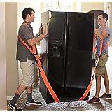 Screl Correa de elevación / movimiento y levantamiento arnés de transporte autor de muebles y objeto voluminoso