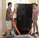 Screl Sangle de déménagement et de levage harnais de transport déménageur de meuble et objet volumineux