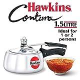 Hawkins Contura Pressure Cooker, 1.5 litres