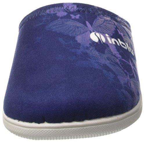Inblu Donna Bs000035 Senza Cinturino Alla Caviglia Blu