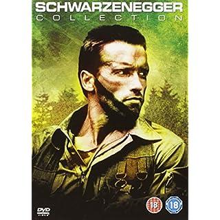 Arnold Schwarzenegger Boxset (Terminator/Commando/Predator/Conan the Barbarian) [DVD]
