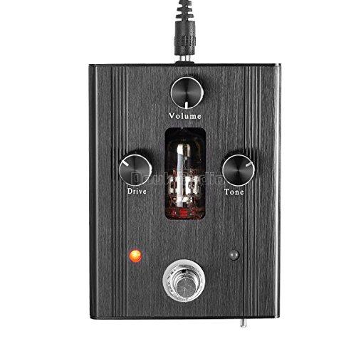 Nobsound Little Bear G3 Vakuumröhrchen Gitarren Bass Overdrive Drive Gain Pedal Stomp Effector
