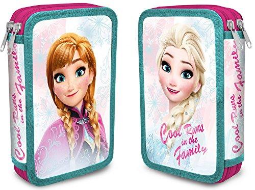 Frozen – Plumier doble (Kids Euroswan FR17128)