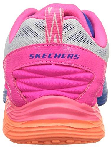 Skechers ValerisFront Page Damen Sneakers Weiß (WMLT)