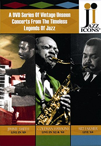 Jazz Icons - Vol. 4 (8 DVD Boxset inkl. exkl. Bonus DVD) (Jazz-dvd-set)