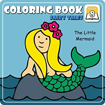 Coloring Book 8: Fairy Tales  [Download]