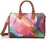 Desigual Mercury Bowling Handbag Lila