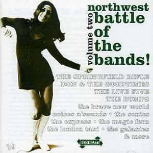 Northwest Battle of the Bands Vol. 2