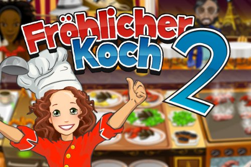 Frhlicher Koch 2