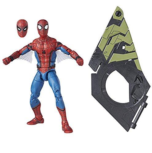 Marvel Legends Spider-Man - Spider-Man action figure (Vulture building part), 15,24 cm