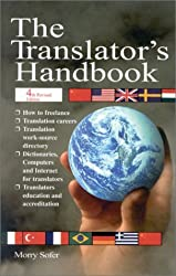 The Translator's Handbook by Morry Sofer (2002-08-01)