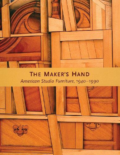 The Maker's Hand: American Studio Furniture, 1940-1990
