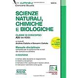 Scienze naturali, chimiche e biologiche