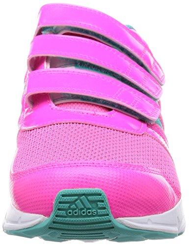 adidas Performance - HyperFast, Scarpe tecniche , unisex Rosa (Solar Pink/Vivid Mint F14/Flash Orange S15)
