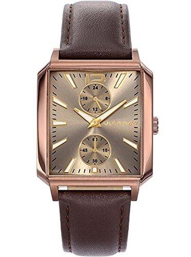 Reloj Viceroy Caballero 401045-15 Multifunción Cuadrado