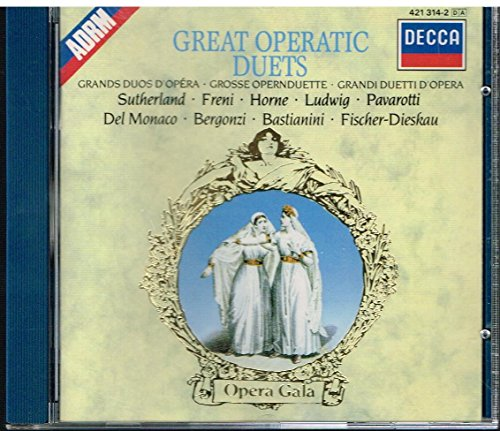 Grands Duos Opéra-Extraits