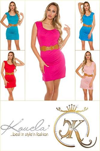 In-Stylefashion -  Vestito  - Donna Turchese