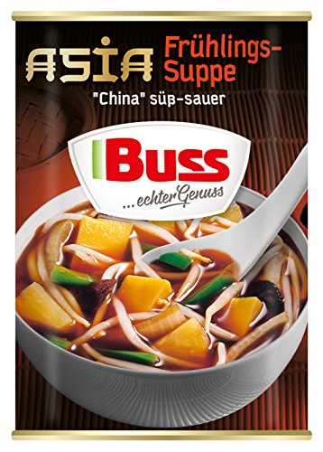 "Buss Frühlings-Suppe ""China"" süß-sauer, 400 g"