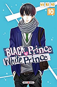 Black Prince & White Prince Edition simple Tome 10