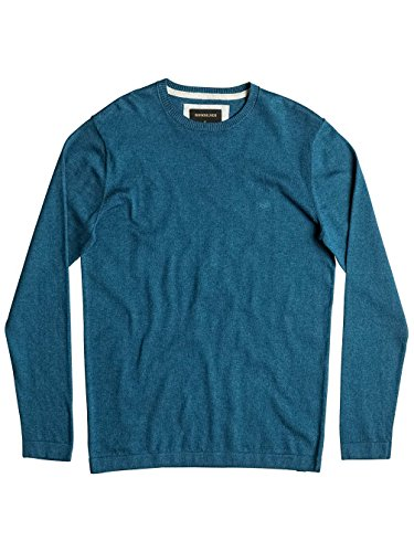 Quiksilver Everyday Kelvin Crew Pull Homme MOROCCAN BLUE
