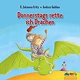 Personalisiertes Kinderbuch - Donnerstags rette ich Drachen