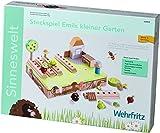 Wehrfritz 039939 Steckspiel Emil kleiner Garten