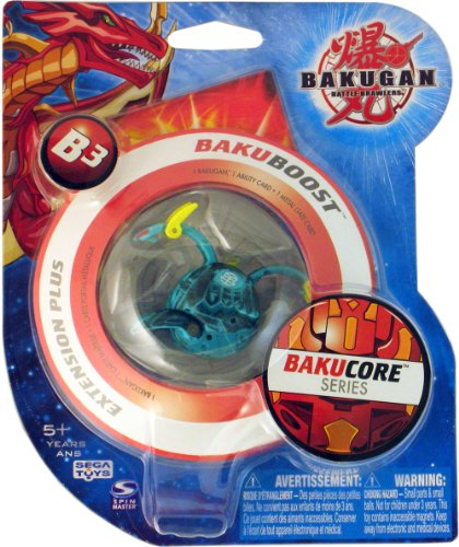 Bakugan Booster Pack - B3 BakuCore Series - Ventus ALTAIR (Green) [Battle Damaged]