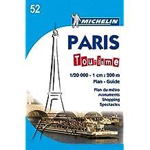 Plan de Paris Tourisme
