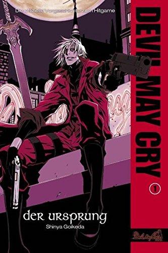 Devil May Cry: Der offizielle Roman zum Spiel. Band 1: Der Ursprung