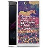 Sony Xperia Z Ultra Hülle Silikon Case Schutz Cover Einhorn Unicorn Sprüche