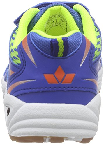 LicoBob Vs - Scarpe Sportive Indoor Bambino Blau (blau/lemon/orange)