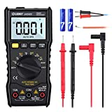 Digital Multimeter, LIUMY LM5005 6000 Counts Auto Range Electrical Tester mit True RMS Licht, NCV, AC/DC Voltage Current Detector, Resistance, Capacitance, Diode Electronic digital Meter, Duty Cycle Tester, Temperaturmessung, Hintergrundbeleuchtung