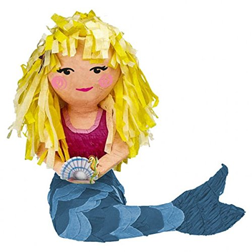 Amscan 9903248 Pinata Be a Mermaid Spielzeug, ()