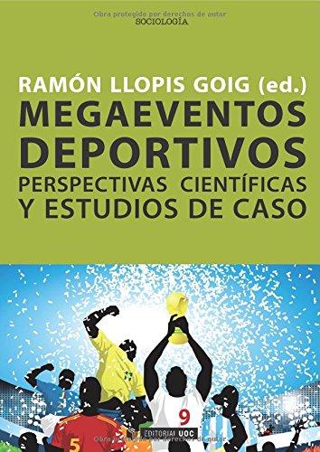 Megaeventos deportivos: Perspectivas científicas y estudios de caso (Manuales)