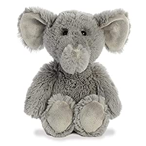 Aurora World 34212 - Peluche de Peluche, Color Gris, 30,5 cm