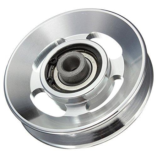 KingLan Rueda De Rodamiento De Aleación De Aluminio