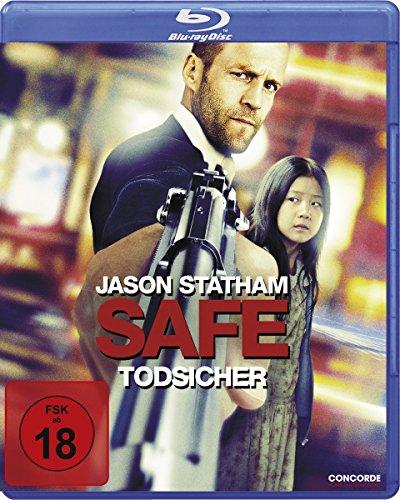 Bild von Safe - Todsicher [Blu-ray]