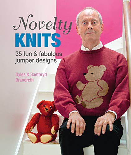 Novelty Knits: 35 fun & fabulous jumpers (English Edition) - Fun Jumper