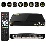GHB Receptor de TV por satélite Full HD 1080P Decodificador WiFi PVR DVB-S2 Cccam USB 2.0 HDMI Openbox V8S