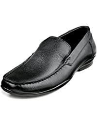 Escaro Men's Leather Casual Loafers