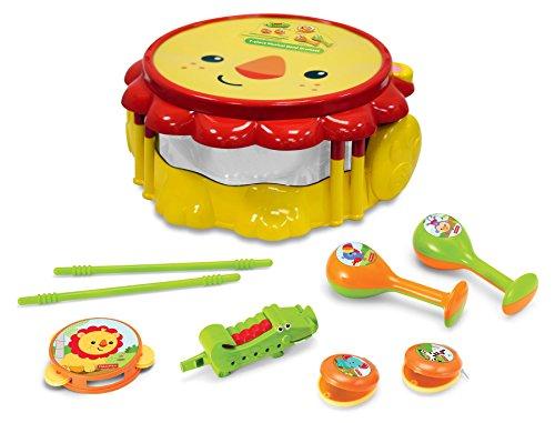 Fisher-Price kfp2178Löwe Musical Band Drum Set (Fisher Price Baby-drum-set)