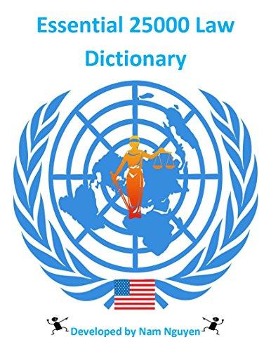 Descargar Epub Essential 25000 English Law Dictionary