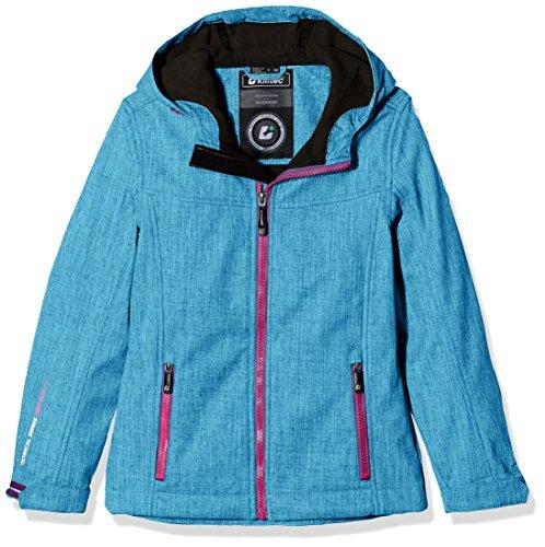 Killtec Girls Pippa Jr Soft Shell Jacket, Girls, Pippa Jr