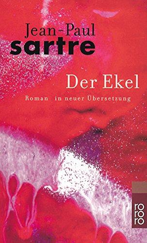 Buchseite und Rezensionen zu 'Der Ekel' von Jean-Paul Sartre